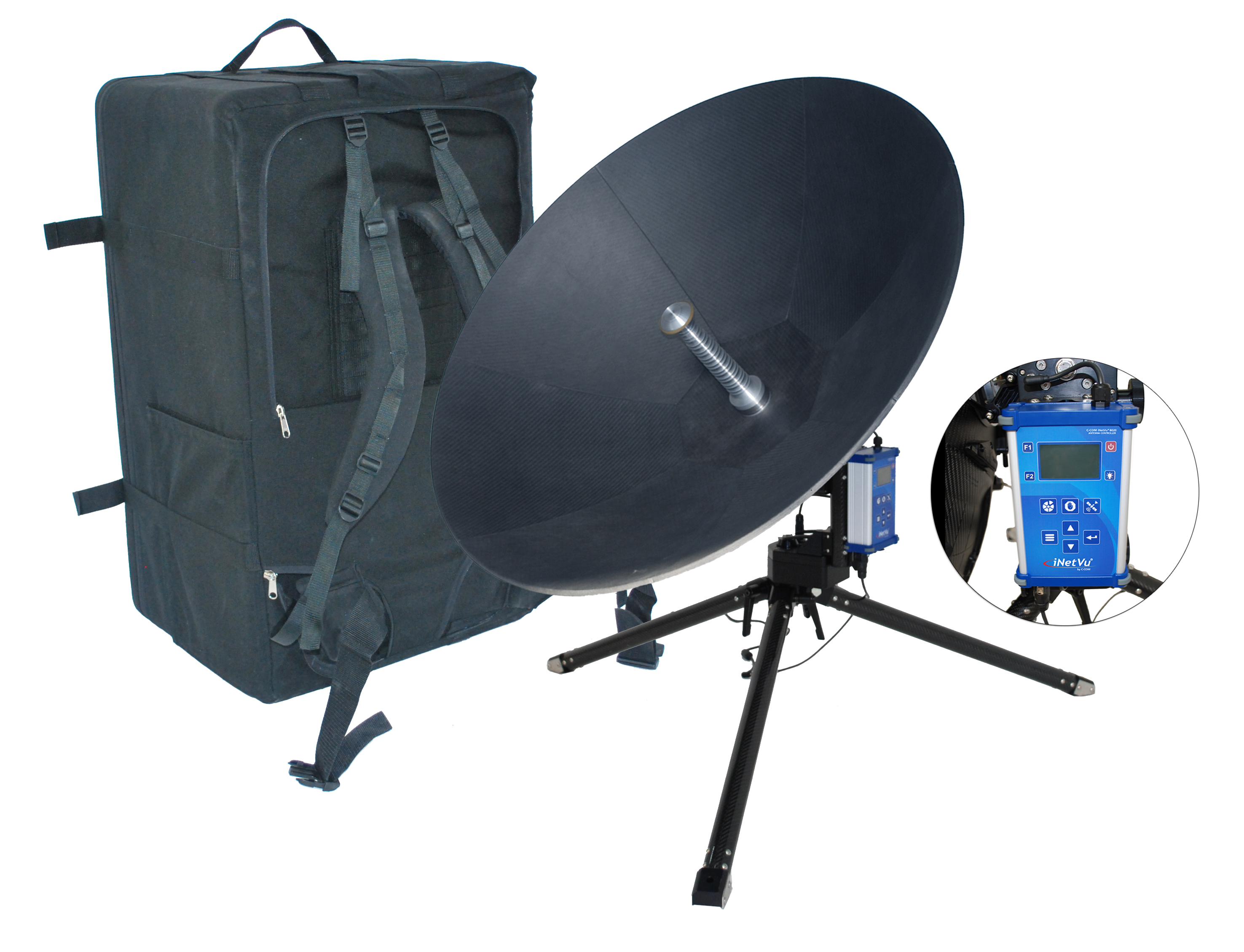 C-COM COMPLETES DELIVERY OF $3.4 MILLION MANPACK ANTENNA ORDER