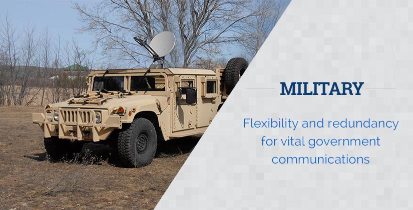 Military SATCOM Solutions
